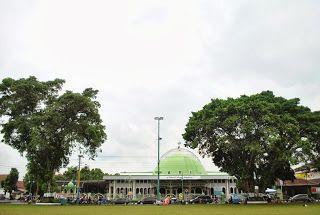 Masjid Agung Baittussalam PUrwokerto