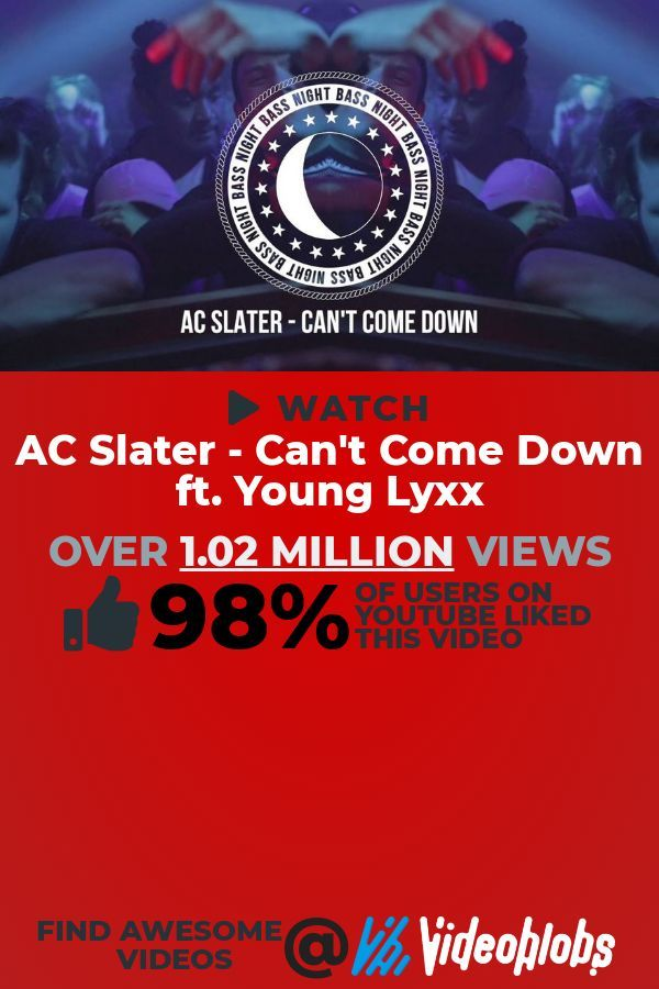 Ready For A Shweet New Music Video To Watch This Film Titled Ac Slater Can T Come Down Ft Young Lyxx Is Soooo Cool Awesome Edgy Mar Music In 2019