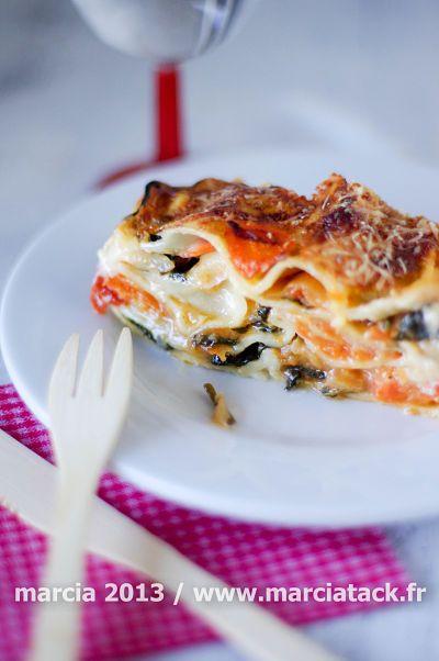 Vous allez craquer avec cette recette de lasagnes aux légumes : onctueuses, gourmandes et vitaminées !