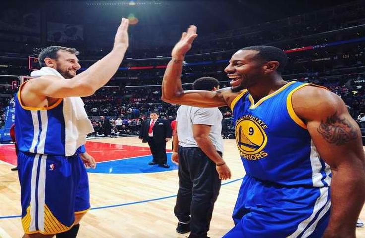 NBA Trade Rumors 2016: Golden State Warriors send Andrew Bogut, Harrison Barnes to Dallas Mavericks - http://www.hofmag.com/nba-rumors-golden-state-warriors-send-andrew-bogut-harrison-barnes-dallas-mavericks/166466