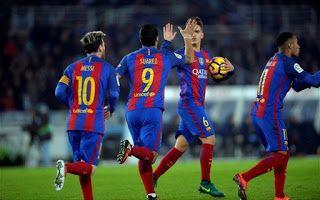 Ο ΚΟΣΜΟΣ ΤΩΝ ΣΠΟΡ: La Liga: Στο -6 από την κορυφή η Μπαρτσελόνα