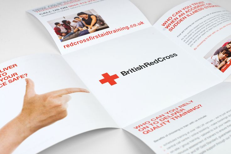 This direct mail campaign was produced to generate direct enquiries for the clients First Aid training courses. The visual style had to sit perfectly within the famous brand style but offer enough difference to engage the viewer quickly and effectively.