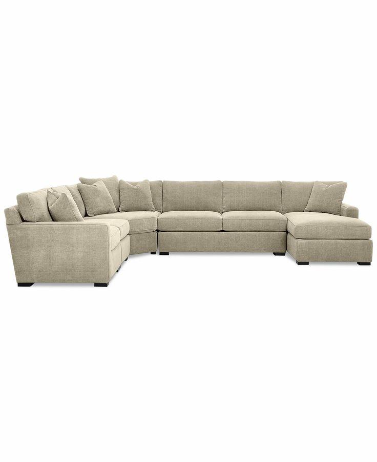 Radley 5-Piece Fabric Modular Sectional Sofa