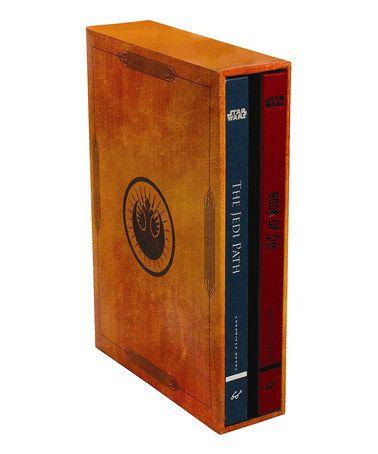 Look at this #zulilyfind! Jedi Path & Book of Sith Hardcover Boxed Set by Star Wars #zulilyfinds