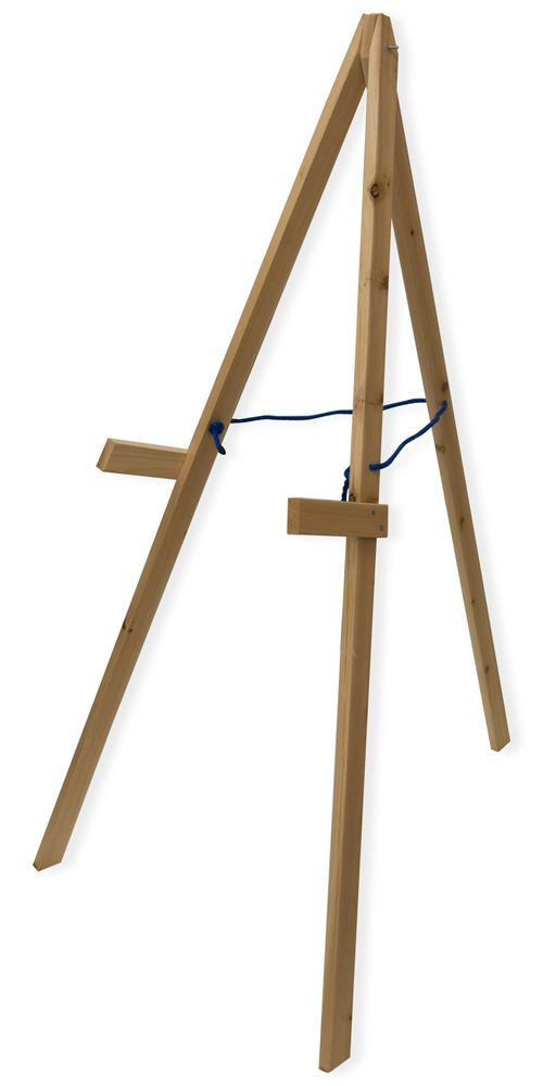 Nitehawk Wooden Foldable A-Frame Archery Target Tripod Stand