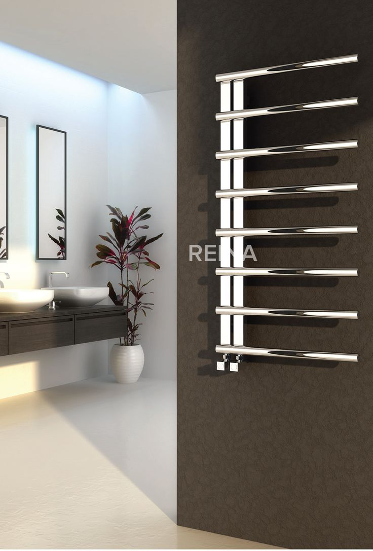 The Reina Celico Designer Stainless Steel heated towe rail. This product can be turned so the arms are facing either left or right. The Illusions collection of Stainless steel radiators from Reina offer the very latest in hand-made modular radiator construction, the most sophisticated finishing and fresh & innovative designs. Available in Polished Stainless Steel Only. Complete with a 25 year guarantee. Prices from £222.22!