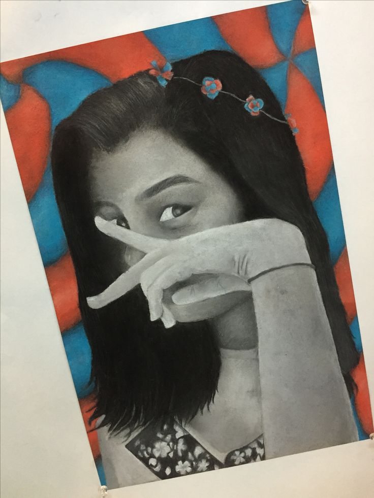 Art Students, High School Art, Art Portfolio, Pastel Portraits, Art  Education, High Schools, Ms, Texas, Midland Texas