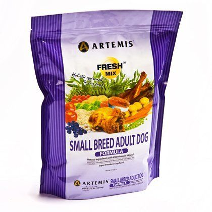 ARTEMIS 133043 Fresh Mix Small Breed Adult Food 30Pound -- You can find more details by visiting the image link. (This is an affiliate link)