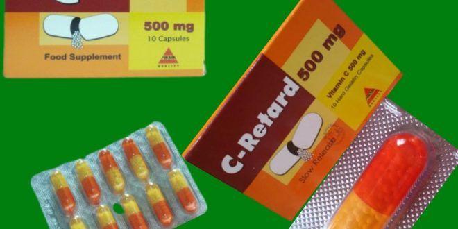 سعر دواء سي ريتارد فيتامين ج في مصر دايت كلينيك 10 Things Capsule Food
