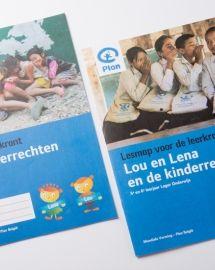 Lespakket Kinderrechten voor de 3e graad
