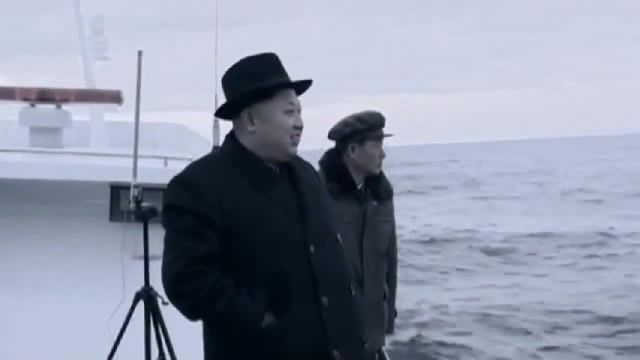 "Kim Jong-un came to the shooting of the film ""Interstellar"" #coub #interstellar #кимченын"