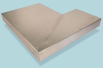 Clickfix Aluminium Coping – Product | Alifabs