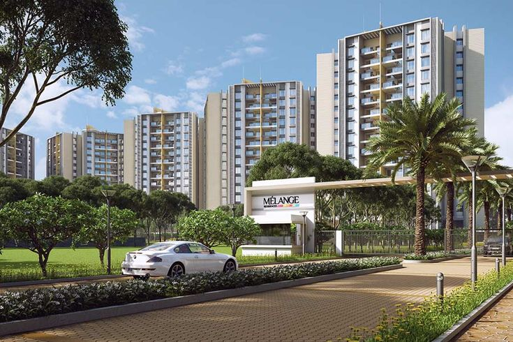 Melange ResidencesHinjewadi Pune offers a perfect choice for the people willing to own a luxurious and spacious apartment amidst the peaceful surroundings. Melange Residences HinjewadiPune offering 2 BHK and 3 BHK elegantly designed luxurious apartments; Melange Residences are the recent buzz of the real estate industry in and around Pune.