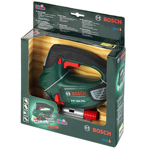 Bosch Dekopírfűrész fénnyel és hanggal - Klein Toys