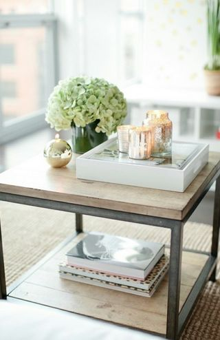 32 best Coffee Table Decor images on Pinterest