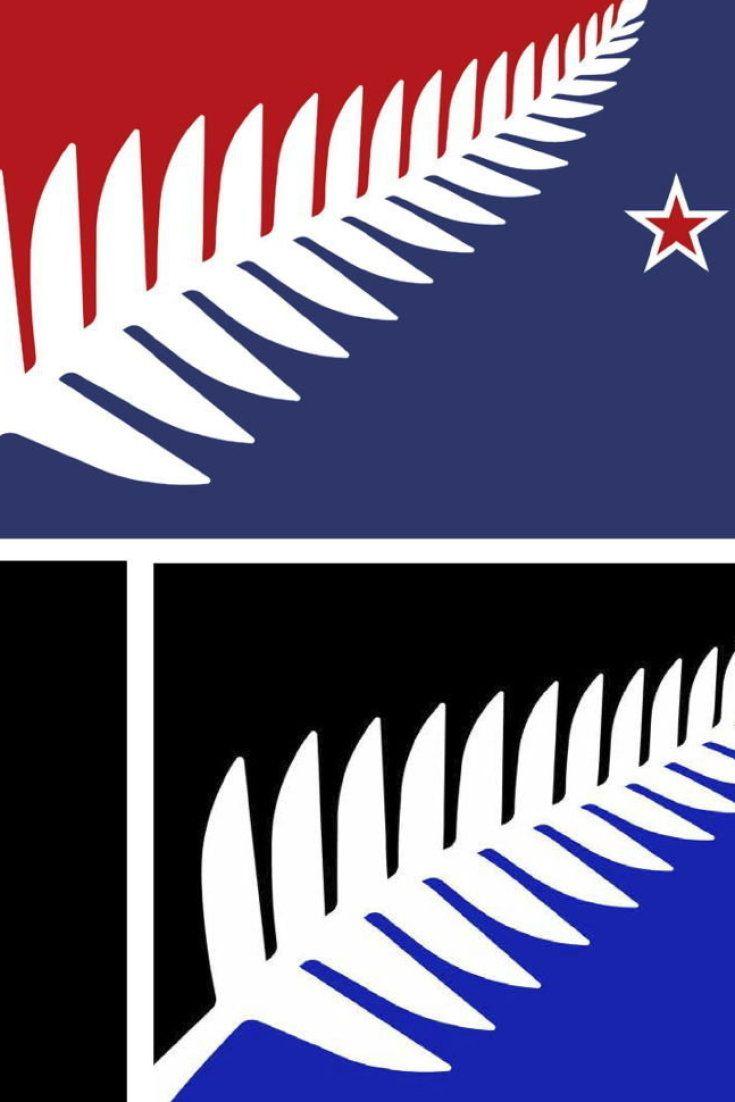 Nueva Zelanda ya tiene sus diseños finalistas para reemplazar su bandera
