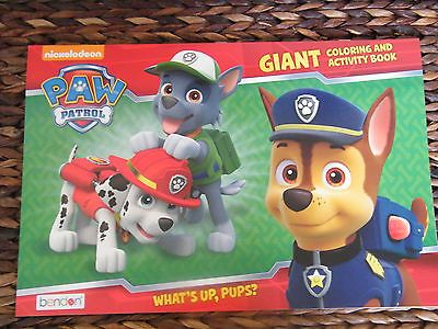Paw Patrol GIANT Coloring & Activity Book 24 pgs Skye