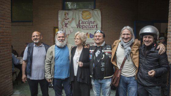 La mensa di Roberto Morgantini ha traslocato al centro sociale Italicus. Sarà aperta tre giorni a settimana