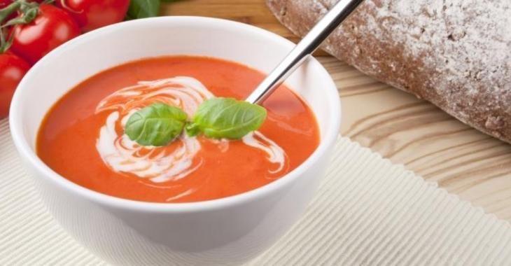 La meilleure soupe aux tomates maison