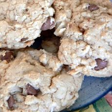 Healthy cookies - great recipe inside
