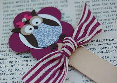 idea for a bookmark
