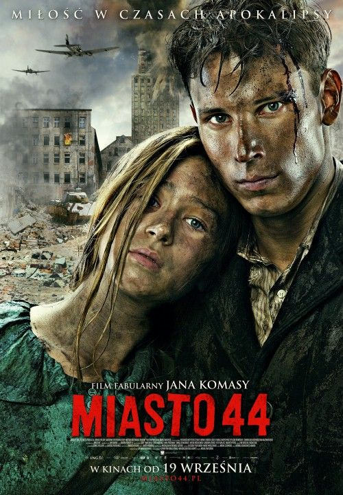 Recommended by a Polish friend Miasto 44 - life during the Polish Uprising of Warsaw - trailer: http://www.youtube.com/watch?v=qr2xzv4k5v4