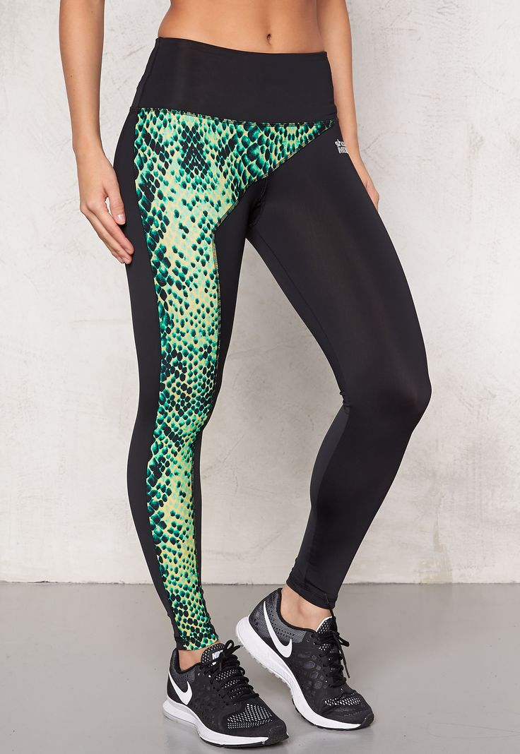 Shape Me Up Janni Snake Tights - Bubbleroom