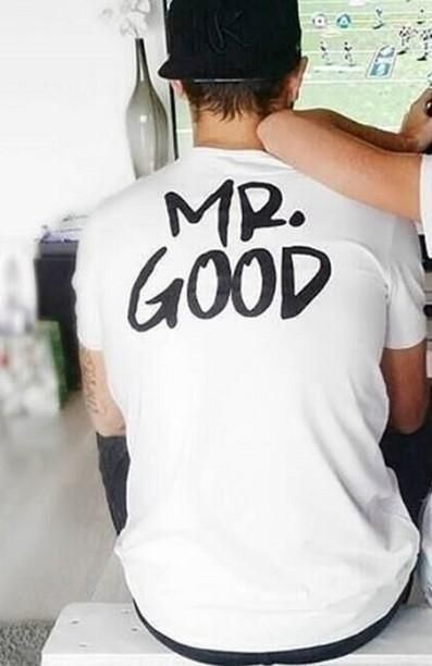 5959e6a735 Mr. & Mrs. Good Life Tees | Products | Tops, T shirts for women ...