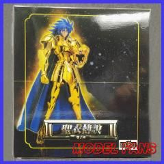 [ $36 OFF ] Model Fans In-Stock Gemini Saga S-Temple Mc Metalclub Gold Saint Seiya Metal Armor Cloth Myth Ex2.0 Action Figure