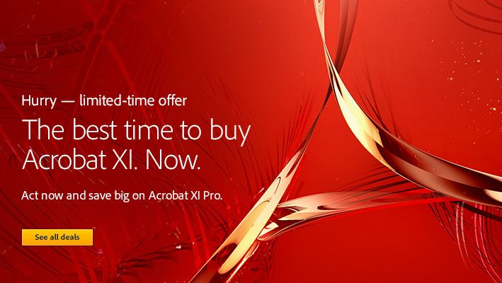 Adobe Acrobat Pro - a must have