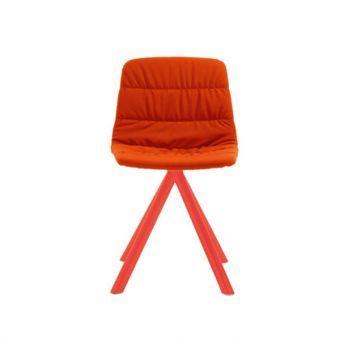 Swivel chair Maarten - design Victor Carrasco - Viccarbe