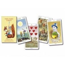 MINI TAROTOVÉ KARTY-TAROT LESNÍCH VÍL