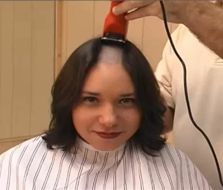 Pin By Mythili Babu On Dicas In 2020 Forced Haircut Punishment Haircut Mid Haircuts