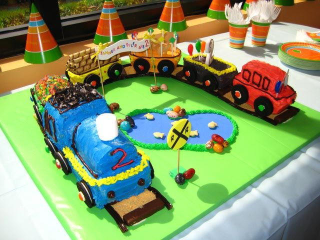 Top 25 Ideas About Darrell S Train Party On Pinterest