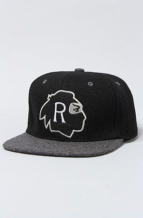 The Native Snapback Cap in Black by RockSmith