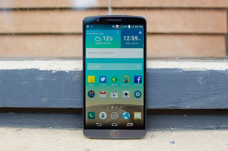 LG G3 Review by Techspot