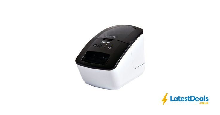 BROTHER QL-700 Label Printer *HALF PRICE* Free C&C, £39.99 at Currys PC World