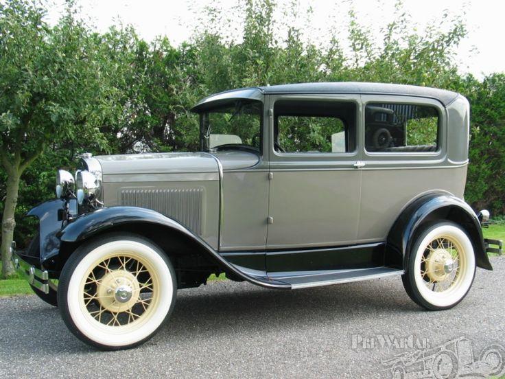 Ford model a 2 door sedan 1930 cars pinterest for 1930 model a 4 door sedan