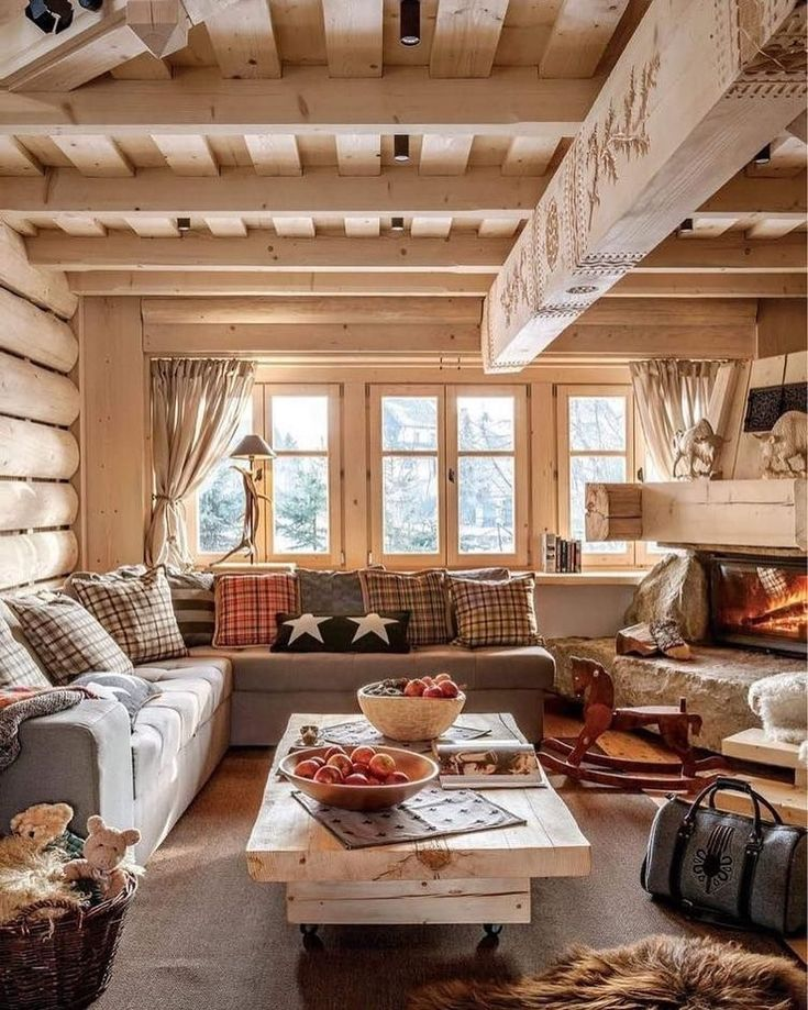 дизайн частного дома внутри фото своими руками изображением росы