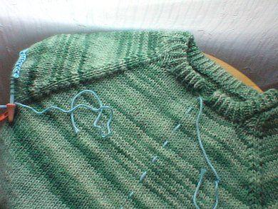 Zimmermania: crochet steek