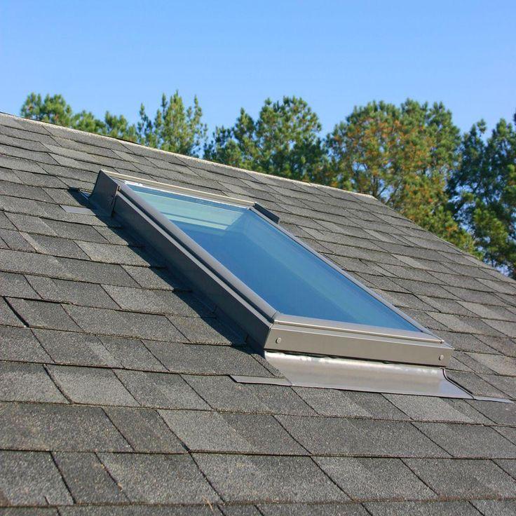 VELUX Deck Mount Glass Skylights in 2020 Skylight