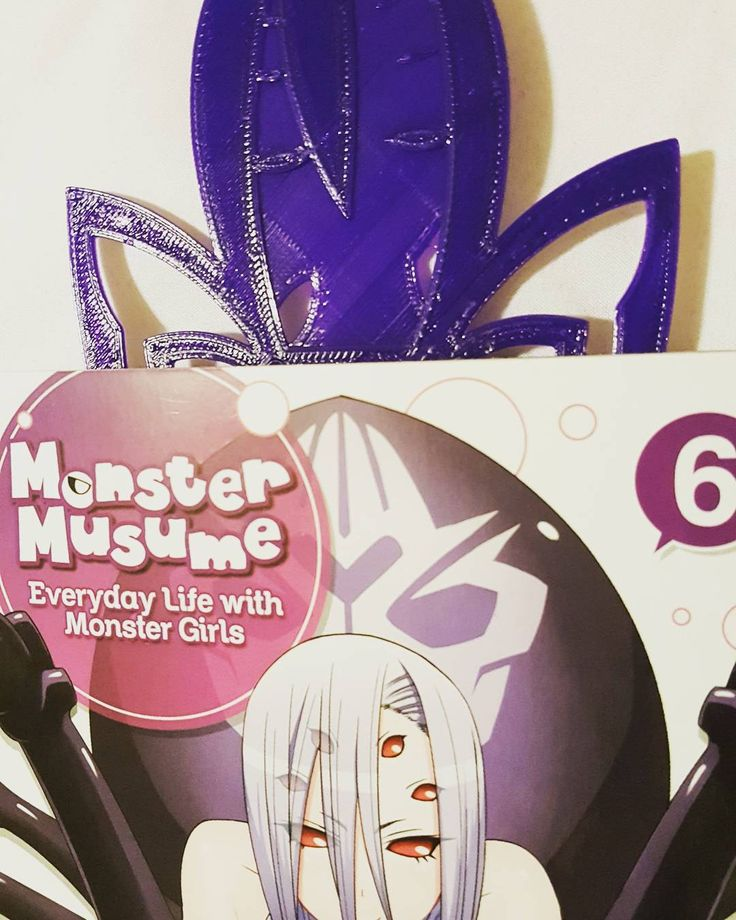 Something we liked from Instagram! 3D printed book mark of Rachnera from Monster Musume.  #anime #animegirl #monstergirl #monster #monstermusume #manga #book #bookmark #rachnera #rachneraarachnera #robo3d #robo3dr1 #3dprint #3dprinter #3dprinted #fusion360 #autodeskfusion360 #autodesk #design #ernd by ethannewhouse check us out: http://bit.ly/1KyLetq