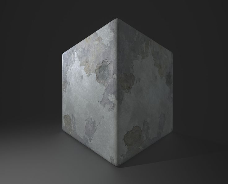 ArtStation - painted concrete in SD, Martin Vater