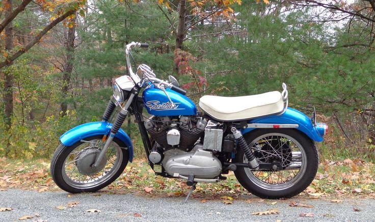 1970 Harley-Davidson Sportster for Sale