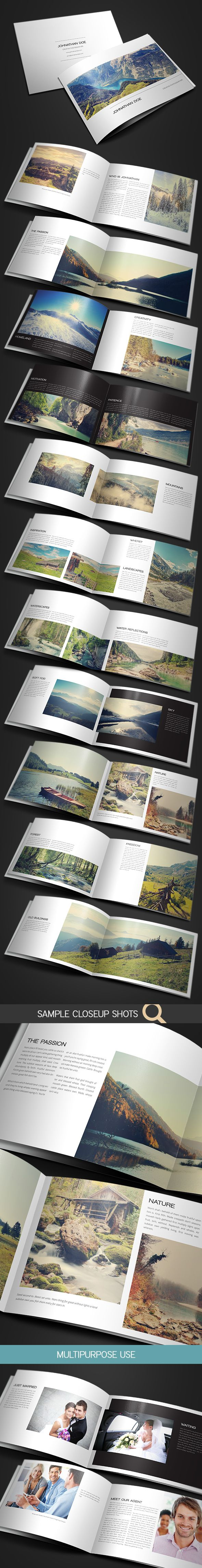 Modern Photography Portfolio, Wedding Album on Behance