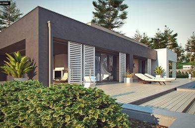 eVilla moderne bungalow ZX65 - eVilla