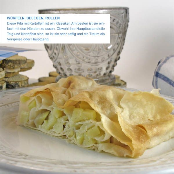 Lecker kroatisch essen - Mamas Rezept & meine Deko