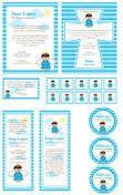 Resultado de imagen para separadores para primera comunion de niño