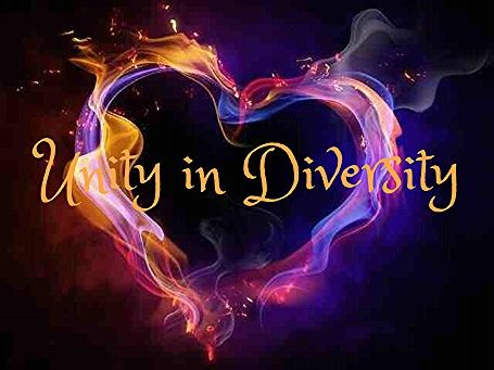 There can only be unity in diversity when we are all willing to tow the line!