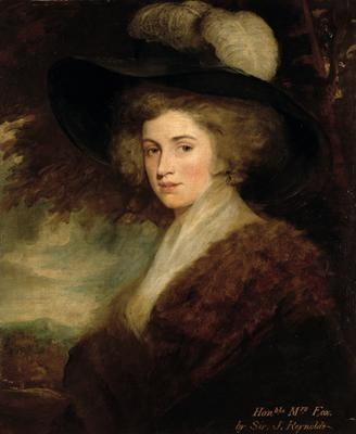 Elizabeth Armistead, Mrs Charles James Fox